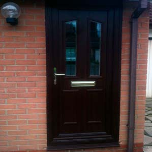 Leaded-Look-Composite-Door